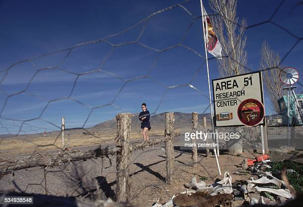 Area 51 research center