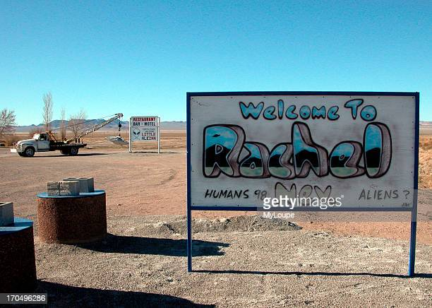 Rachel Nevada Near Area 51 Is Famous For UFO Sightings And Alien Watchers