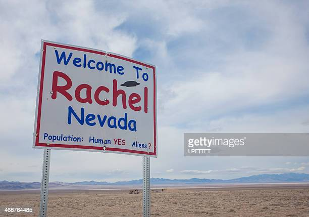 rachel nevada - area 51 stock pictures, royalty-free photos & images