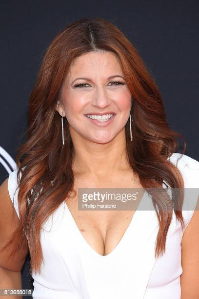 Rachel Nichols attends The 2017 ESPYS at Microsoft Theater on July 12 2017 in Los Angeles California