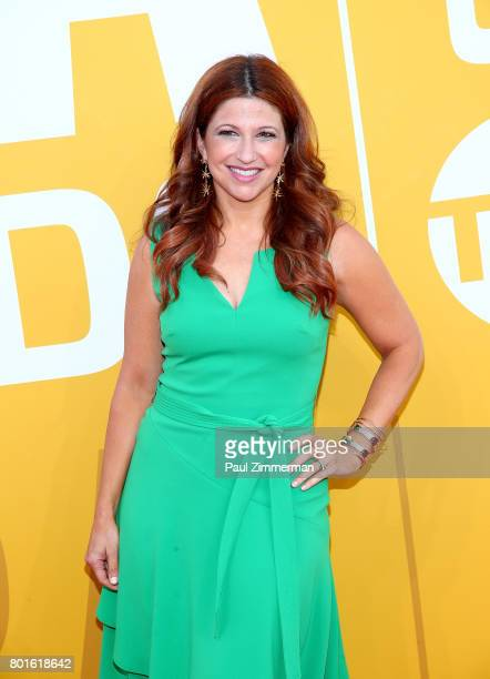 Rachel Nichols attends the 2017 NBA Awards at Basketball City Pier 36 South Street on June 26 2017 in New York City
