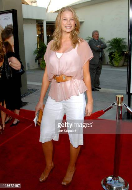 Rachel Nichols during You Me and Dupree World Premiere Arrivals at Arclight in Hollywood California United States
