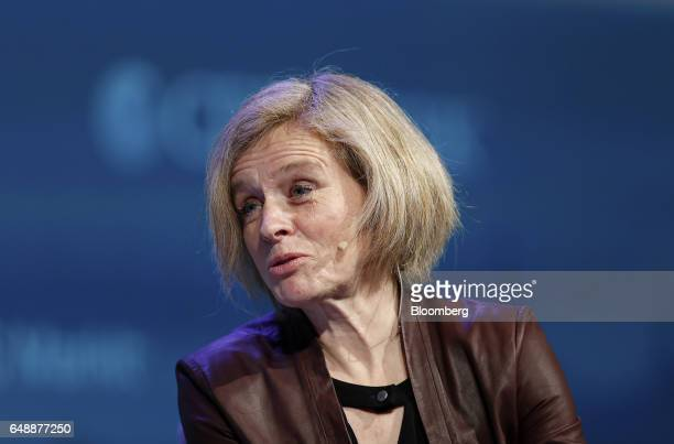 Rachel Notley Alberta's premier speaks during the 2017 <Menu> to Return to Your Inbox CERAWeek by IHS Markit conference in Houston Texas US on Monday...