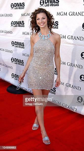 Rachel Perry during VH1 Divas 2002 Arrivals at MGM Grand Arena in Las Vegas Nevada United States