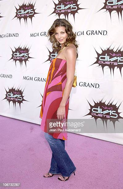 A Concert to Benefit the VH1 Save the Music Foundation Arrivals at MGM Grand Garden Arena in Las Vegas Nevada United States