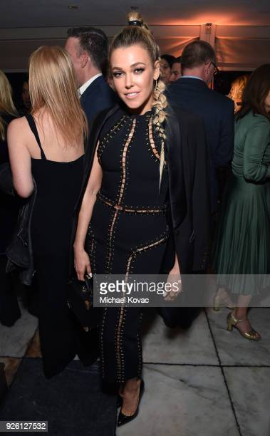 Rachel Platten celebrates with Belvedere Vodka at Vanity Fair and Lancome Paris Toast Women in Hollywood hosted by Radhika Jones and Ava DuVernay on...