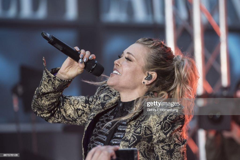 Rachel Platten performs live on the TODAY Show's Concert