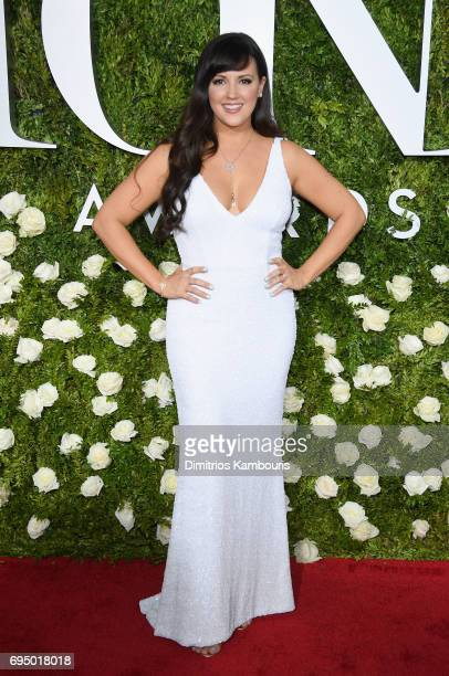 Rachel Potter attends the 71st Annual Tony Awards at Radio City Music Hall on June 11 2017 in New York City