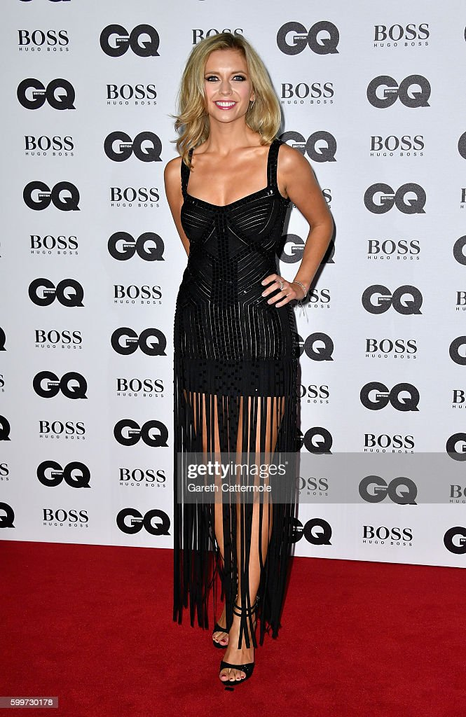 GQ Men Of The Year Awards 2016 - Red Carpet Arrivals : Nachrichtenfoto