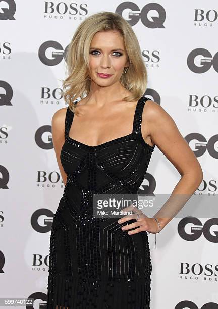 Rachel Riley arrives for GQ Men Of The Year Awards 2016 at Tate Modern on September 6 2016 in London England