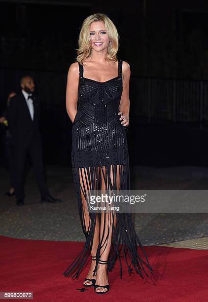 Rachel Riley arrives for the GQ Men Of The Year Awards 2016 at Tate Modern on September 6 2016 in London England