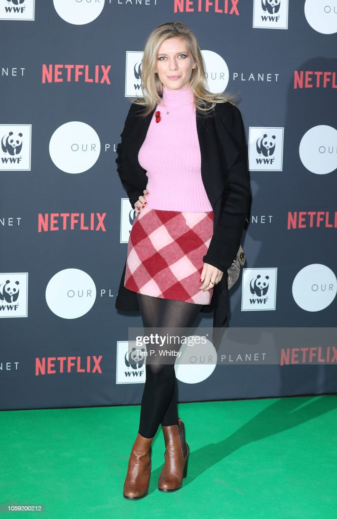 Netflix And WWF  'Our Planet' Press Conference : News Photo