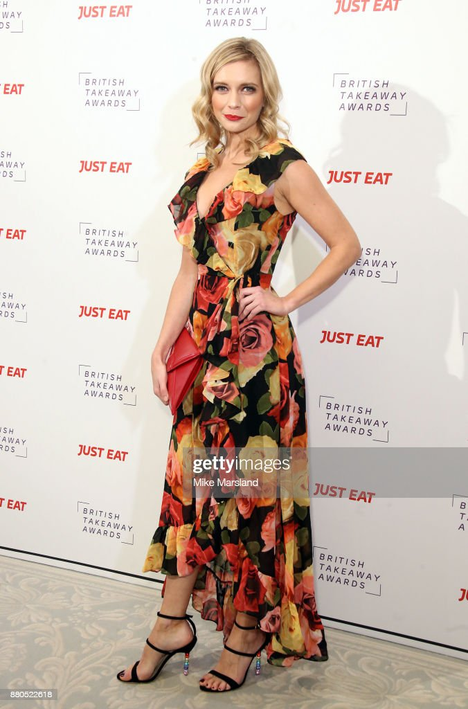 The British Takeaway Awards - Red Carpet Arrivals