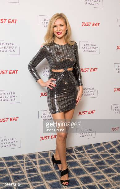 Rachel Riley attends the British Takeaway Awards in association with Just Eat at The Savoy Hotel on November 05 2018 in London England
