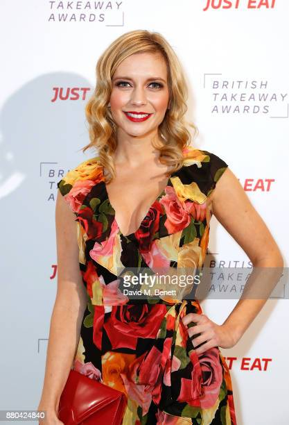 Rachel Riley attends the British Takeaways Awards in association with Just Eat at The Savoy Hotel on November 27 2017 in London England The awards...