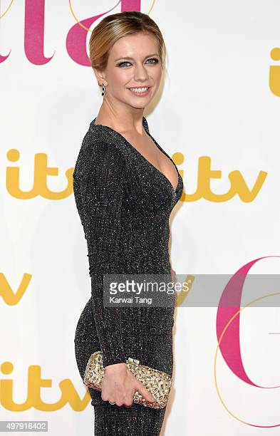 Rachel Riley attends the ITV Gala at London Palladium on November 19 2015 in London England