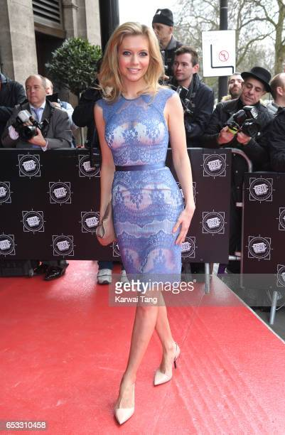 Rachel Riley attends the TRIC Awards 2017 at the Grosvenor House on March 14 2017 in London United Kingdom