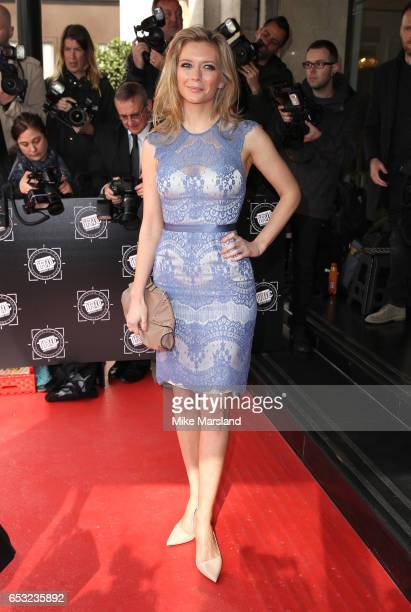 Rachel Riley attends the TRIC Awards 2017 on March 14 2017 in London United Kingdom
