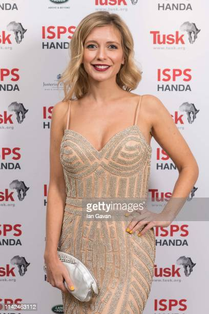 Rachel Riley attends the Tusk Ball 2019 at Kensington Palace on May 9 2019 in London England