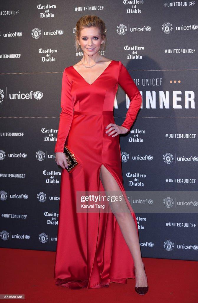 United for Unicef Gala Dinner - Red Carpet Arrivals : News Photo