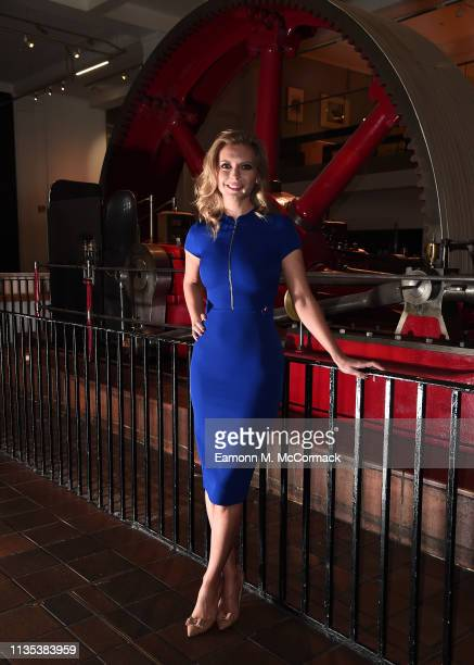 Rachel Riley presents event celebrating the 30th Birthday of The World Wide Web hosted by the Science Museum on March 12 2019 in London England