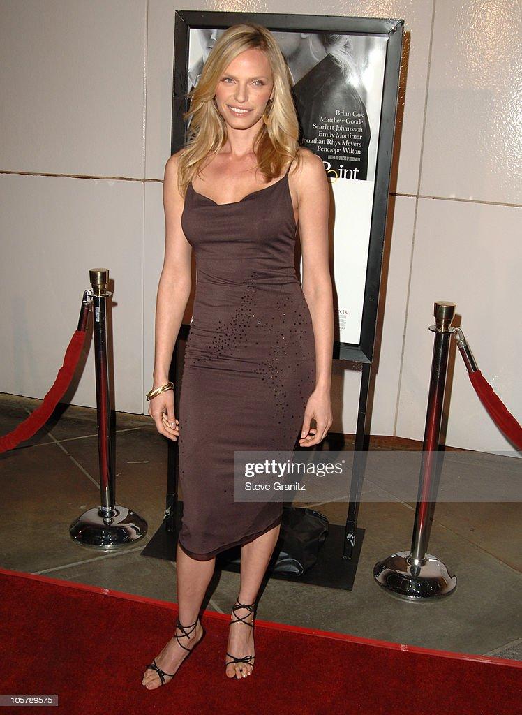 6752b7324a Rachel Roberts during 'Match Point' Los Angeles Premiere - Arrivals ...