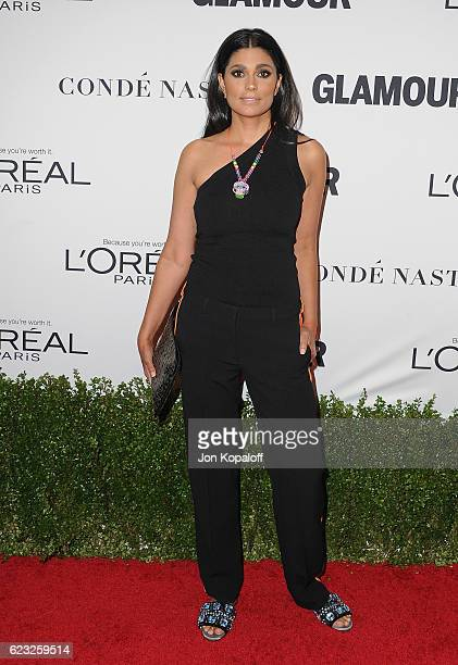 Rachel Roy arrives at Glamour Women Of The Year 2016 at NeueHouse Hollywood on November 14 2016 in Los Angeles California