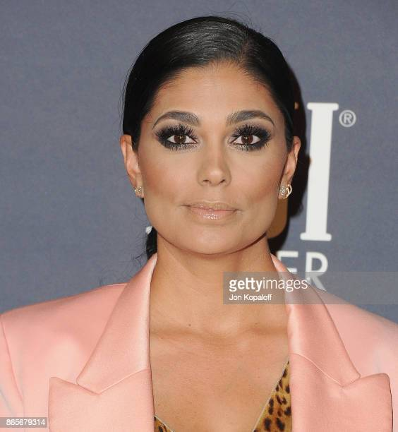 Rachel Roy arrives at the 3rd Annual InStyle Awards at The Getty Center on October 23 2017 in Los Angeles California