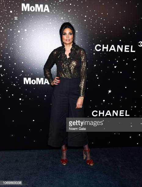 Rachel Roy attends the 2018 Museum of Modern Art Film Benefit A Tribute To Martin Scorsese at Museum of Modern Art on November 19 2018 in New York...