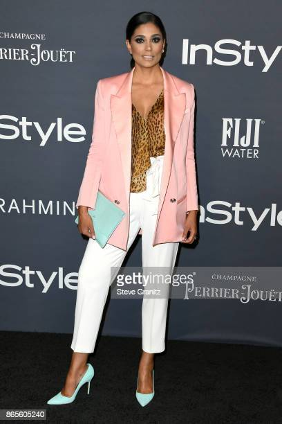 Rachel Roy attends the 3rd Annual InStyle Awards at The Getty Center on October 23 2017 in Los Angeles California