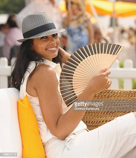 Rachel Roy attends the 3rd annual Veuve Clicquot Polo Classic on Governors Island on June 27 2010 in New York City