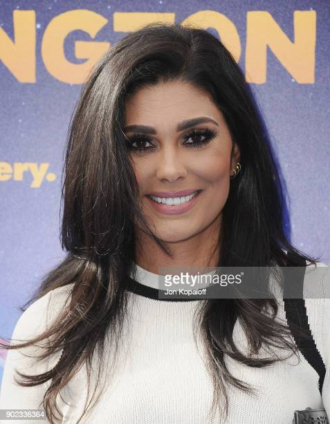 Rachel Roy attends the Los Angeles Premiere 'Paddington 2' at Regency Village Theatre on January 6 2018 in Westwood California