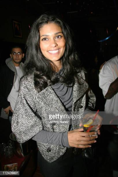 Rachel Roy during Damon Dash Birthday Party with Performance by Alice Smith and Citizen Cope May 3 2006 in New York City New York United States