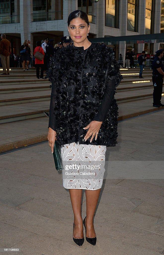 Rachel Roy is seen New York on September 23, 2013 in New York City.