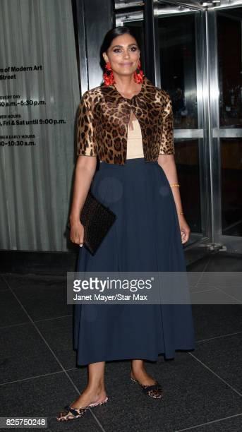 Rachel Roy is seen on August 2 2017 in New York City
