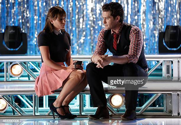 Rachel seeks advice from Will in the first part of the special twohour Loser Like Me/Homecoming Season Premiere episode of GLEE on Friday Jan 9 2015...
