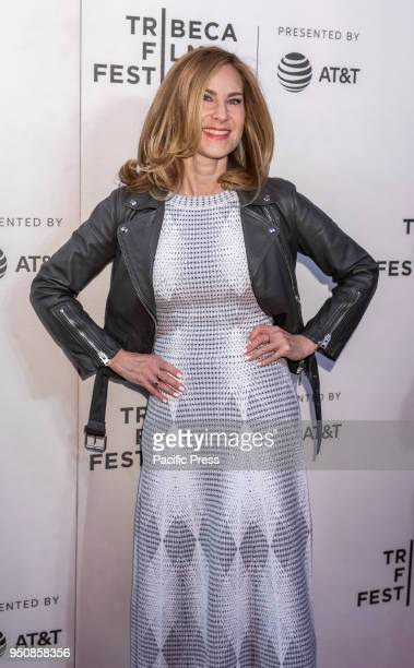 Rachel Shane attends screening of Genius: Picasso' during the 2018 Tribeca Film Festival at BMCC Tribeca PAC, Manhattan.
