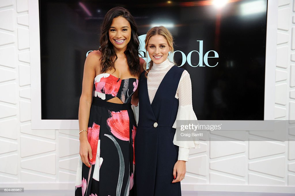 Olivia Palermo Appears On Amazon\'s Style Code Live Photos and Images ...