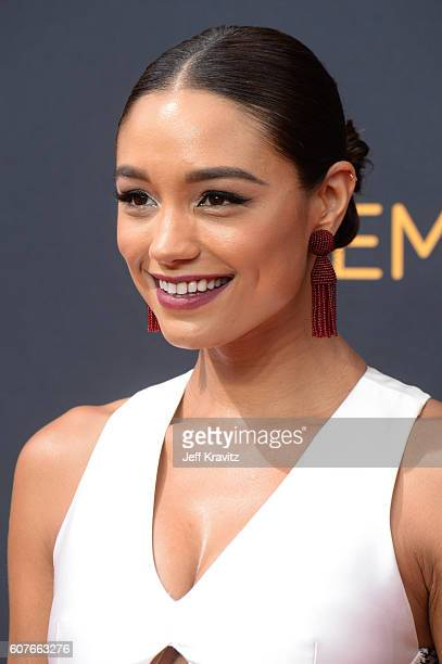 Rachel Smith attends the 68th Annual Primetime Emmy Awards at Microsoft Theater on September 18 2016 in Los Angeles California