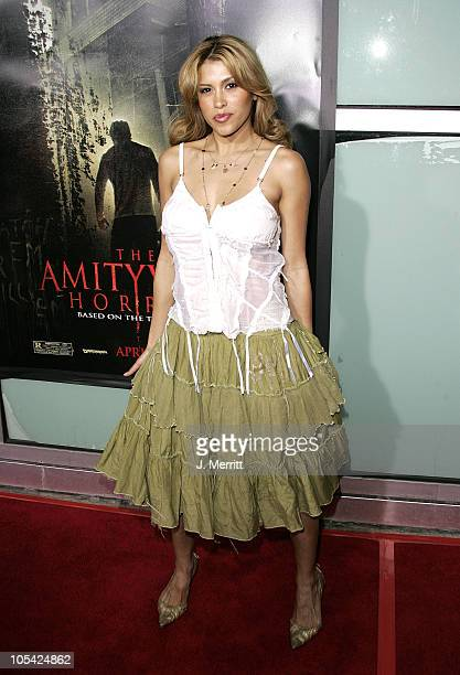 Rachel Sterling during The Amityville Horror World Premiere at Arclight Cinerama Dome in Hollywood California United States