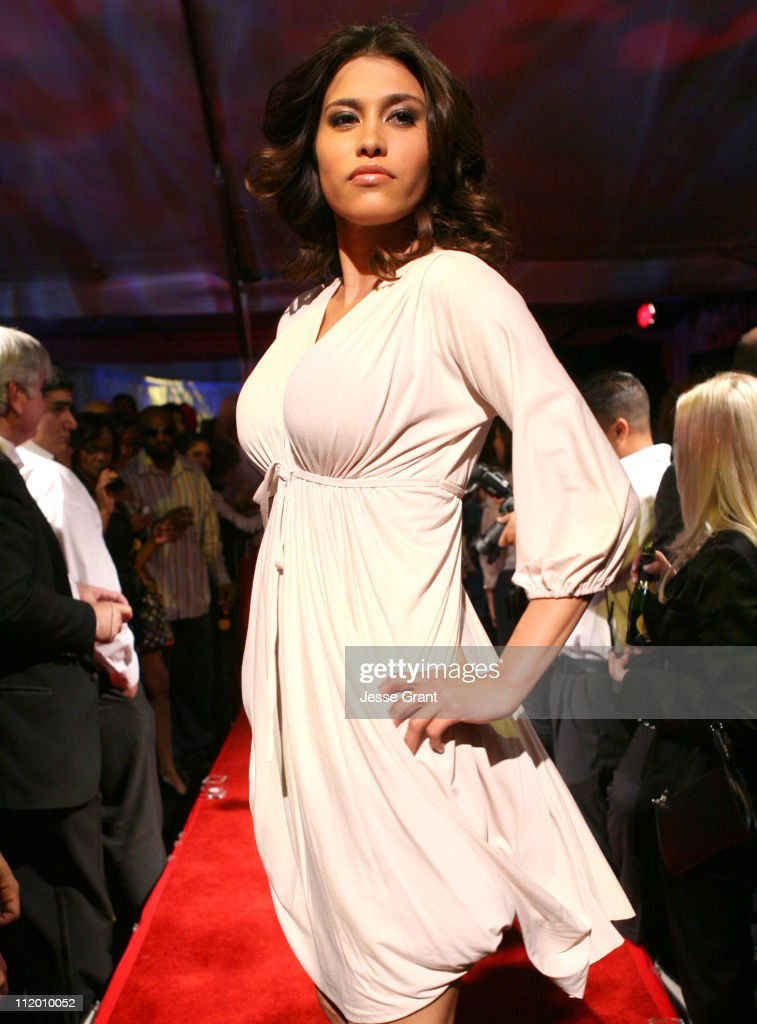 Rachel Sterling wearing Dash Fall 2007 during Dash Fall 2007 Fashion Show at Luxury Lounge in Los Angeles, California, United States.
