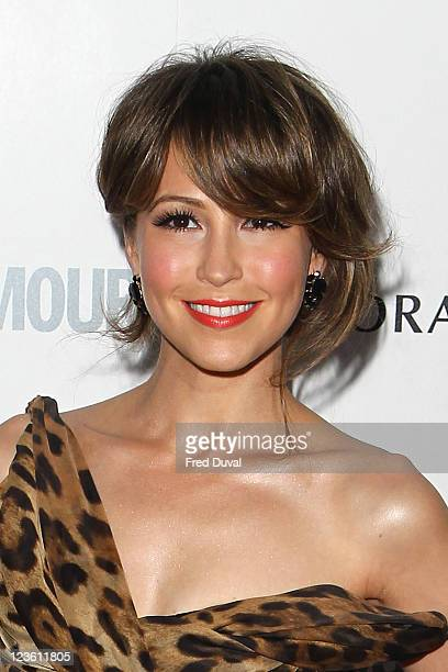 Rachel Stevens arrives at the Glamour Women Of The Year Awards at Berkeley Square Gardens on June 7 2011 in London England