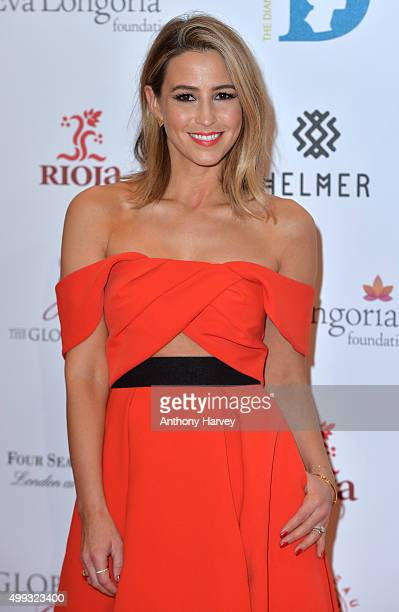 Rachel Stevens attends The Global Gift Gala at Four Seasons Hotel on November 30 2015 in London England