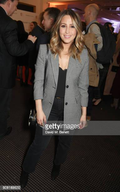 Rachel Stevens attends the launch of InterTalent Rights Group at BAFTA on March 6 2018 in London England