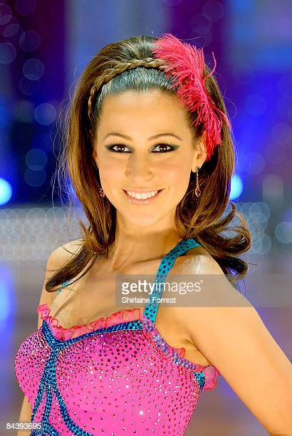 Rachel Stevens attends the Strictly Come Dancing The Live Tour photocall at Manchester Evening News Arena on January 21 2009 in Manchester England