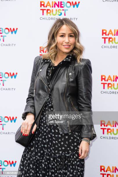 Rachel Stevens attends the 'Trust in Fashion' Rainbow Trust Fundraiser at Grosvenor House on March 18 2019 in London England