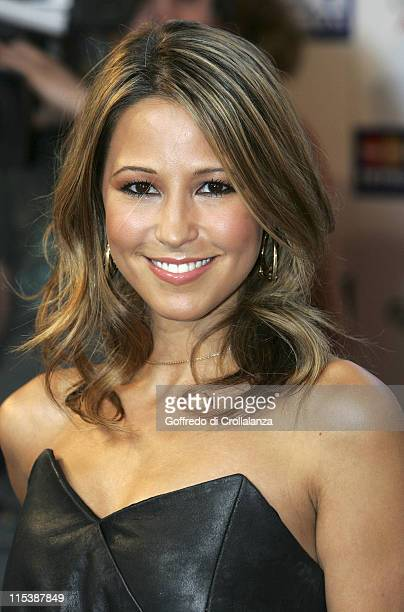 Rachel Stevens during FIFPRO World XI Player Awards at Wembley Conference Centre in London Great Britain