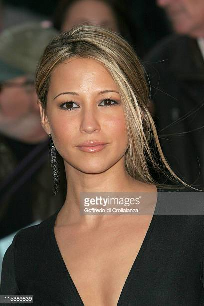 Rachel Stevens during The Daily Mirror 2005 Pride of Britain Awards at TV Center in London Great Britain