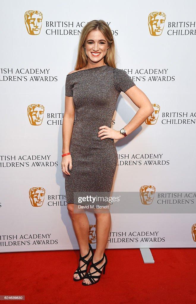BAFTA Children's Awards - VIP Arrivals : News Photo