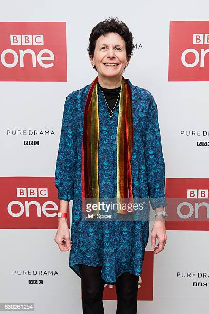 Rachel Talalay attends a screening of the Sherlock 2016 Christmas Special at Ham Yard Hotel on December 19, 2016 in London, England.